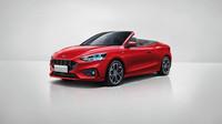 Návrh Fordu Focus ST Cabrio