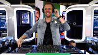 DJ Armin van Buuren v závodě v Číně