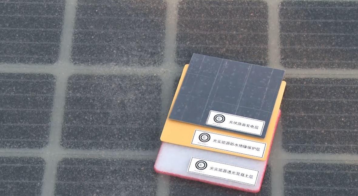V Číně vzniká revoluční solární dálnice