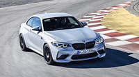 Nové BMW M2 Competition