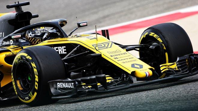 Renault přišel s vylepšením auta už v Baku