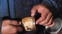 Nápad s dřevěnými písty motoru se příliš neosvědčil