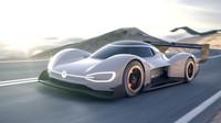Volkswagen brzy představí svůj nejostřejší elektromobil, I.D. R Pikes Peak zahájí novou éru značky - anotační foto