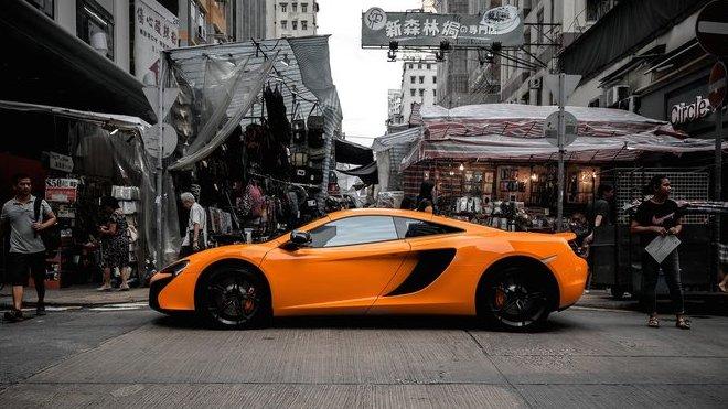 Parkování v Hong Kongu (Ilustrační foto)