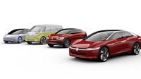 Elektromobily z rodiny Volkswagen I.D.