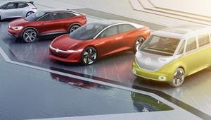 Elektrická platforma MEB má velký potenciál, VW pro ni plánuje až 15 milionů vozidel - anotační obrázek