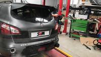Nissan Qashqai-R společnosti Severn Valley Motorsport má pod kapotou silně modifikovaný motor z Nissanu GT-R