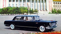Nová limuzína rudého tyrana? Čína chce navázat na staré tradice - anotační foto
