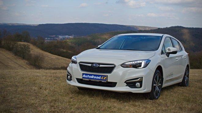 Subaru Impreza 1.6i Comfort