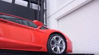 Luxusní apartmány Hamilton Scotts nabízejí možnost zaparkovat v obýváku
