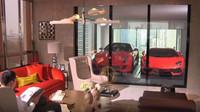 Auto zaparkované v obýváku? Unikátní výhled vyjde na stovky milionů - anotační foto