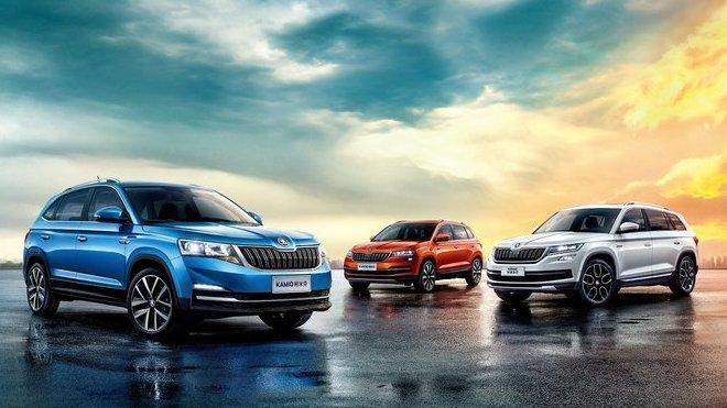 Škoda chce ovládnout čínský trh svými SUV, svou roli sehraje i nejmladší Kamiq