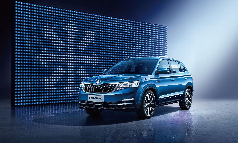 Škoda Kamiq pro čínský trh