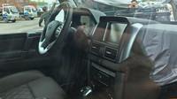 BAIC BJ80 6x6 drze kopíruje Mercedes G63 AMG 6x6