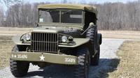 Dodge WC - velitelský vůz
