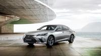 Nový Lexus ES F Sport