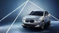 BMW představilo elektrický koncept iX3, bohužel došlo i na nové ledvinky - anotační foto