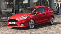 Nový užitkový Ford Fiesta Van