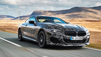 BMW aktivně testuje novou řadu 8, na sérii nových fotek vypadá stroj úchvatně - anotační foto