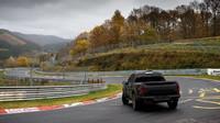 Ford F-150 Raptor na Nürburgringu