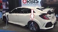 Honda Civic Type R s pohonem všech kol? Tenhle hybrid si zamilujete - anotační foto