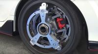 Honda Civic Type R dostala díky společnosti Orbis hybridní pohon 4x4 a 140 koní navíc