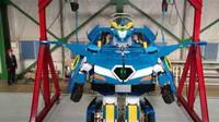 První funkční transformer pochází od japonské společnosti Brave Robotics