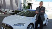 Elon Musk (autor: Maurizio Pesce)