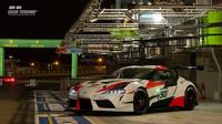Toyota GR Supra Racing Concept se objeví v počítačové hře Gran Turismo Sport