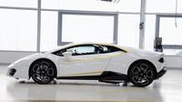 Unikátní Lamborghini Huracán, které dostal papež František darem od automobilky
