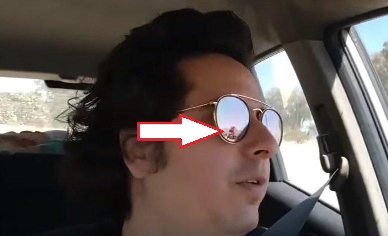 YouTuber se místo řízení věnoval živému vysílání, následně přehlédl Stopku rozjetý tahač