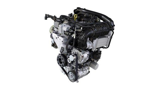 Nový technicky vyspělý motor 1.5 TGI evo pracuje s turbodmychadlem VTG a Millerovým spalovacím cyklem