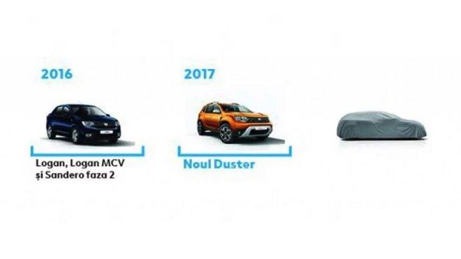 Dacia slaví 50 let na trhu, při té příležitosti naznačila i nový model