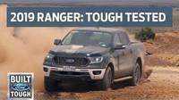 Nový Ford Ranger (2019) dostává pořádně zabrat