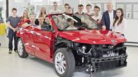 Škoda Karoq kabriolet: Pátý žákovský vůz krátce před premiérou