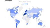Srovnání cen pohonných hmot podle agentury Bloomberg