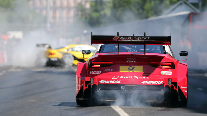 Audi RS5 se po úvodním víkendu jeví jako nejslabší speciál v poli