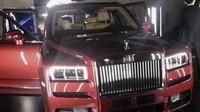 Rolls-Royce Cullinan: První fotografie pravděpodobně nejluxusnějšího SUV světa
