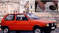 Fiat Uno se mohl pochlubit skutečně nevšední výbavou
