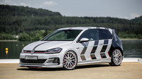 Koncept Volkswagen Golf GTI Next Level