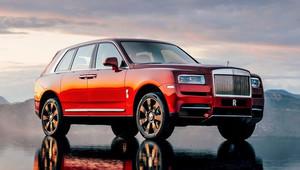 První SUV Rolls-Royce bylo trefou do černého, automobilka nestíhá Cullinan vyrábět - anotační obrázek