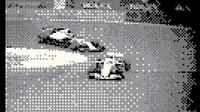 Tim Binnion si zvolil k zachycení závodů Formule 1 skutečně nezvyklý přístroj
