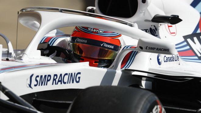 Robert Kubica si loni vyzkoušel monopost F1 alespoň v pátečních trénincích