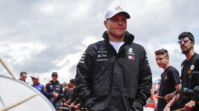 Bottas vyhrál letos kvalifikaci poprvé