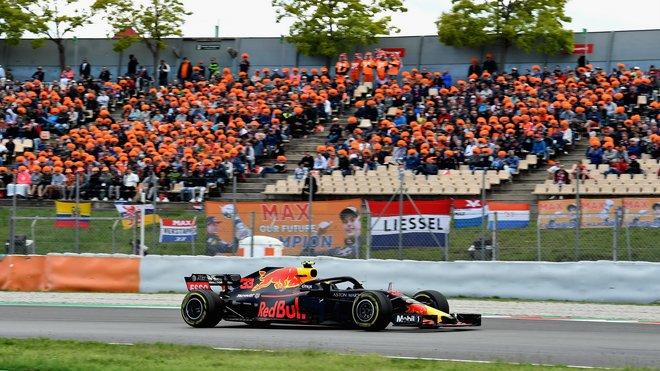 Max Verstappen si připsal další nejrchylejší kolo své kariéry
