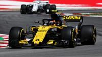 Carlos Sainz v závodě ve Španělsku