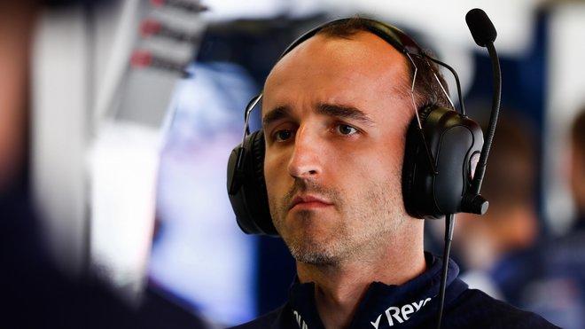 Robert Kubica letos už nastoupil také do prvního tréninku ve Španělsku