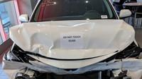 Snaha dosáhnout co nejvyšší bezpečnosti se u nové Toyoty Camry rozhodně vyplatila