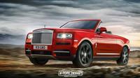 Rolls-Royce Cullinan v úpravách X-Tomi Design: Drophead Coupe
