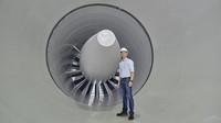 """Moderní """"továrna na počasí"""" dokáže simulovat různé klimatické podmínky – nejen teplotu, ale i vlhkost vzduchu a sílu větru"""